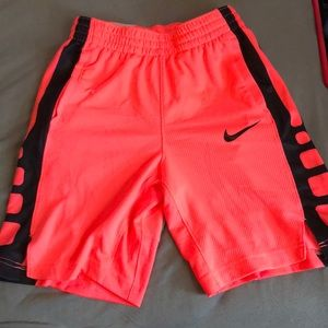 Nike boys size medium dri-fit shorts